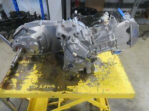 EB693 2012 12 SUZUKI BURGMAN AN400A MOTOR ENGINE + TRANSMISSION GEARBOX