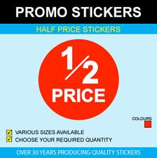 Mezza Price Stickers - Disponibile IN 6 Taglie