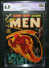 Young Men #26 - 1st App of the Vulture - CGC Restored Grade 6.0 - 1954