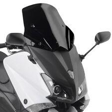 Cupolino basso Sportivo Nero Windscreen Windshield Givi Yamaha T Max Tmax 530