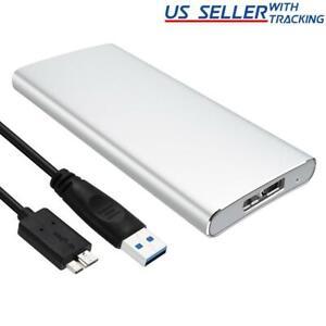 External mSATA SSD to USB 3.0 SuperSpeed Converter Adapter Enclosure Case