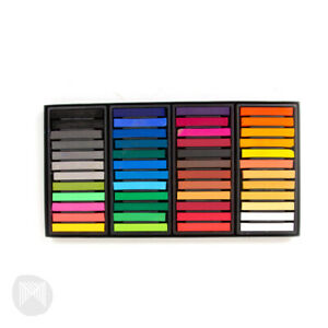 MICADOR FOR ARTISTS ARTIST SOFT PASTELS Box of 48