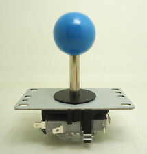 8 way type NO microswitch arcade game joystick with BLUE for game machine