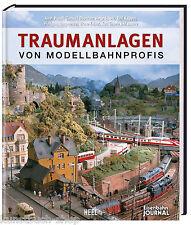 Fachbuch Traumanlagen von Modellbahnprofis, interessante Bilder, viel Märklin