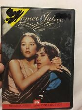 Romeo and Juliet (DVD, 2000, Sensormatic)