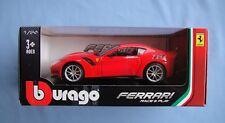 Ferrari F12tdf   1:24 Metal Diecast By Burago  F12 tdf