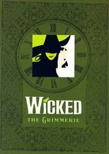 WICKED : The Grimmerie.by Cote  New 9781401308209 Fast Free Shipping<|