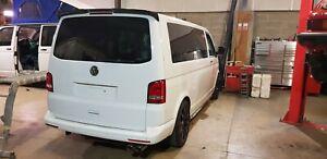VW T5 T6 Tailgate Window Fitting Service - Volkswagen Transporter