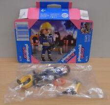 1x set 4675 Playmobil Fireman - Brandweerman sealed bag 2007