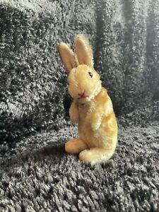 Rare 1961/74 German Steiff Rabbit ! Manni !