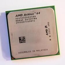 AMD Athlon 64 (ADA3200DAA4BW) Single-Core 2.0GHz Socket 939 CPU Processeur
