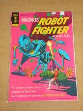 MAGNUS ROBOT FIGHTER #31 FN (6.0) GOLD KEY COMICS APRIL 1972 (B)<