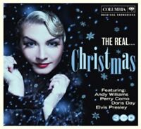 The Real Christmas Various Artists CD Album New & Sealed 3 Disc Edition