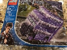 Lego 4695 Harry Potter Knight Bus Rare New In Package! (4695)