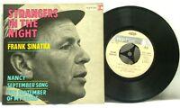 "Frank Sinatra Greatest Hits Vogue France EP 7"" EEP223"