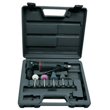 AP17803-A, ANGLE DIE GRINDER KIT (10 PIECE STONES), Aeropro Pneumatic Air Tools