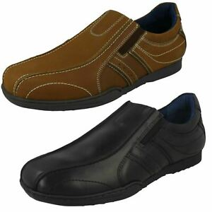 Mens Pod Percy Casual Slip On Shoes