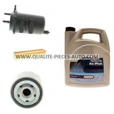 Pack Filtres Vidange - Renault Clio 2 Kangoo 1.5 Dci neuf