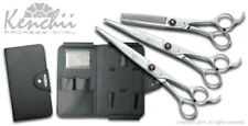 Kenchii Grooming Scorpion Shears / Scissors in Multiple Lengths & Sets Available