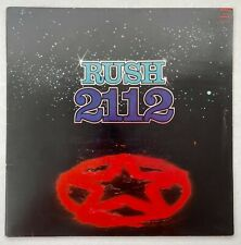 Rush - 2112 (LP Vinyl Record) Gatefold Mercury SRM-1-1079