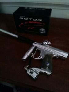 Paintball Smart Parts SFT Shocker Paintball Gun Electronic Marker with Dye Rotor