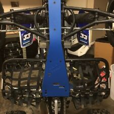BCC Skids 04-'14.   BLUE   Honda TRX450R Skid Plate Frame Protector Poly Durable