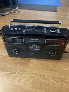 JVC 9475LS Stéréo Radio Cassette Recorder  Vintage