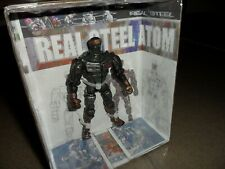 Real Steel Movie ATOM Junkyard Bot LIGHT UP EFX Action Figure Jakks Pacific 2011