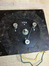 Vintage Acoustic Research AR-2X  Speaker Tone Mode Switch And Pickup Assembly