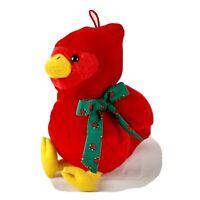 Snowden & Friends Red Cardinal Bird Plush 1998 Target Christmas  Stuffed Animal