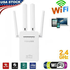 AC1200 1200Mbps 300M Wifi Repeater Dual Band Wireless Extender Booster Gigabit
