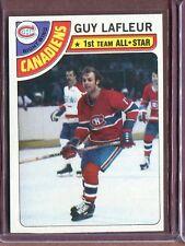1978 Topps 90 Guy Lafleur AS1 EX-MT #D88537