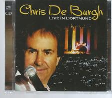 CHRIS DE BURGH - Live In Dortmund - 2CD-SET- (33 Live Tracks)