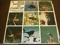 VINYL LP - BIRD SONGS IN CLOSE UP - LEWIS - MAL 1102 (LP46)
