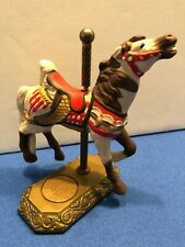 Willitts Carousel Memories Horse Limited Edition Americana Collection Brass