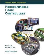 Activities Manual to accompany Programmable Logic Controllers, Petruzella, Frank