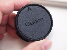 Mint Canon FD rear lens cap for 50mm F1.4 28mm  35mm 85mm F1.2 L 135mm 24mm F1N
