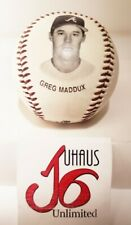 Greg Maddux Atlanta Braves Commemorative Baseball...!