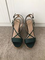 Witchery Limited Edition Wedge Shoes Size 38