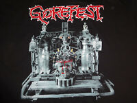 Gorefest Shirt XXL Death Metal Nihilist Monstrosity Abscess