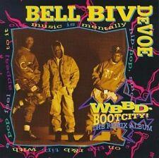 Bell Biv DeVoe Wbbd bootcity-Remix album (1991) [CD]