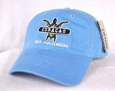 *Curacao Sea Aquarium* Sea Turtle Dutch Caribbean Islands Ball cap hat *Ouray*