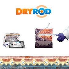 5 x Dryrod Injektionsstick - Horizontalsperre, Wandabdichtung, Kellerabdichtung