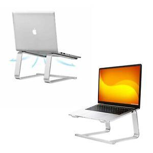 Ergonomic design aluminium laptop stand mount fr 11-17 inch laptop Macbook
