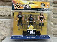 WWE STACK DOWN UNIVERSE Hulk Hogan Nwo  The Giant-Ultimate Warrior+ Mystery