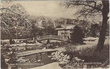 EXHIBITION : 1910 JAPAN-BRITISH-In the Japanese Gardens 628 -VALENTINE'S