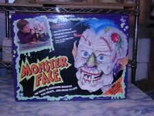 Vintage Halloween! Hasbro Monster Face Toy original box