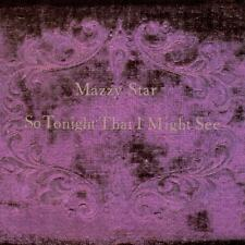 MAZZY STAR - SO TONIGHT THAT I MIGHT SEE   VINYL LP NEW+