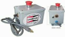 CHAMPION MODEL 2600A VIBRATOR CLEANER