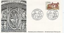 FIRST DAY COVER / PREMIER JOUR FRANCE / CARENNAC / LOT